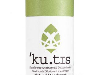 UK distributor eco zero waste products Kutis organic deodorant zero waste bicarbonatefree 4