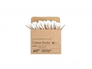 cotton ear buds-made from bamboo cotton biodegradable by hydrophil